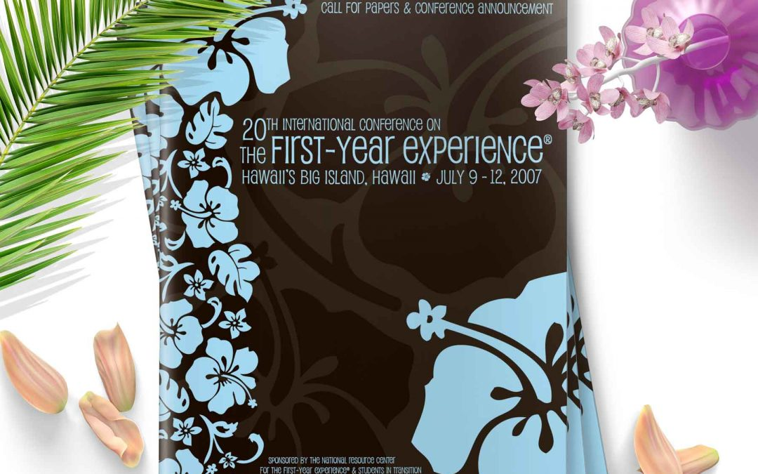 Event Marketing: Hawaii International First-Year Experience Conference