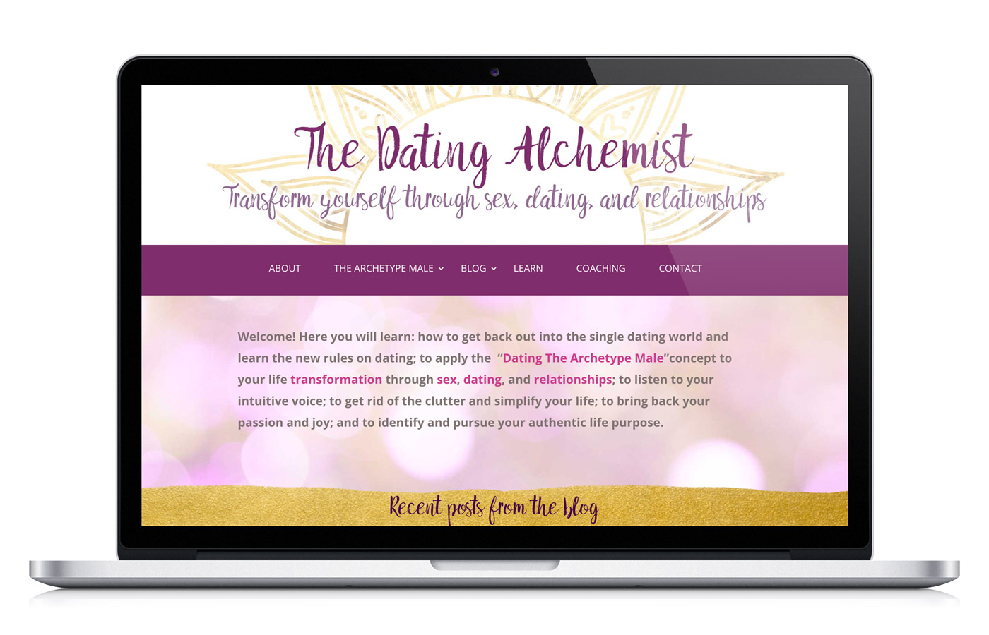 dating by design blog