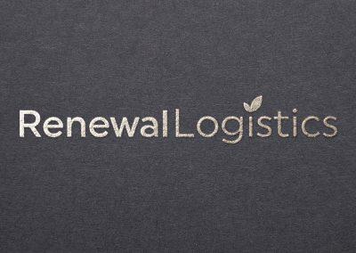 Logo Design for High Output Logistics Project Management Company