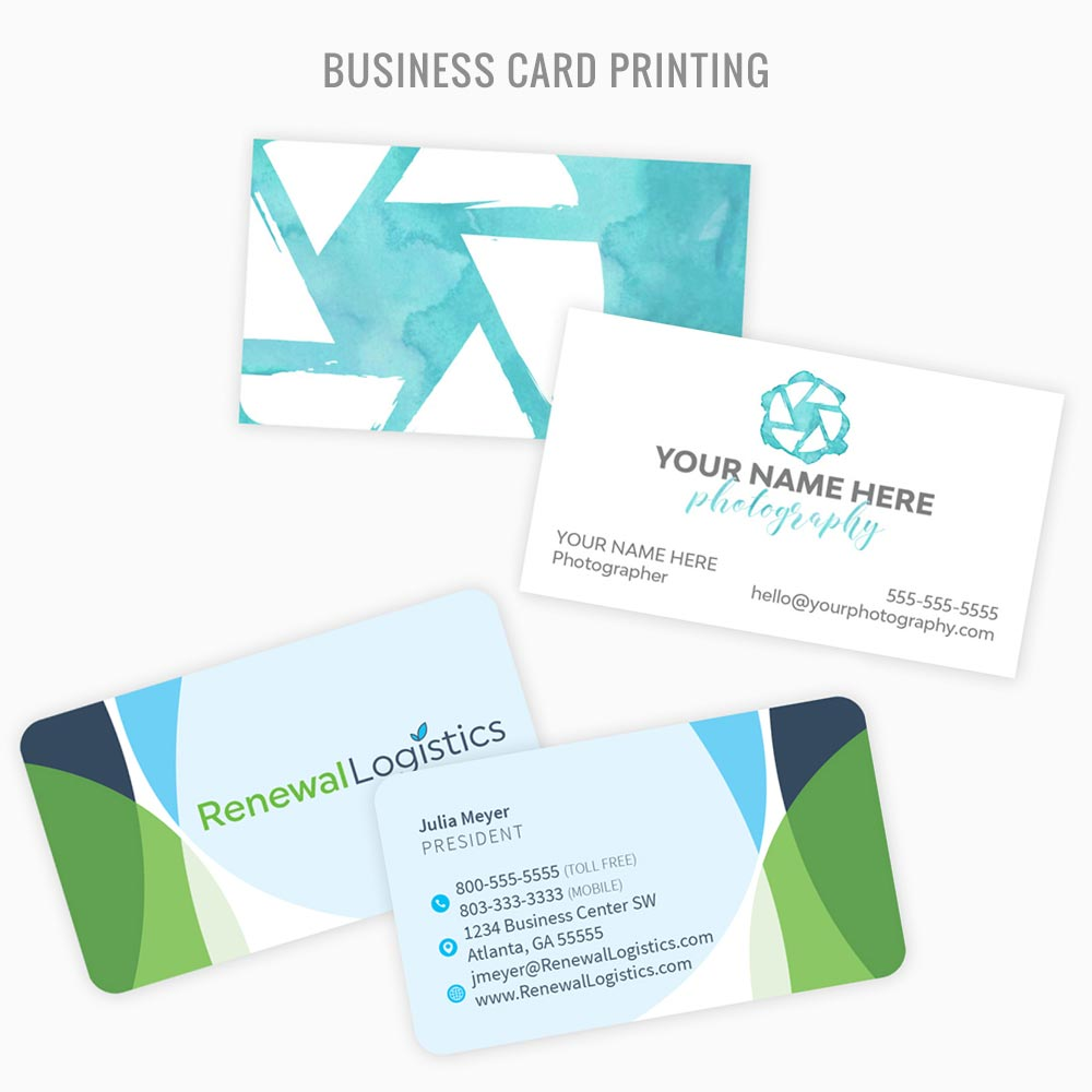 business card printing great - Name Card Printing