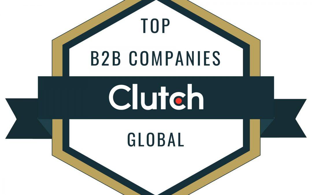 top b2b companies global award including best web design studio in denver colorado